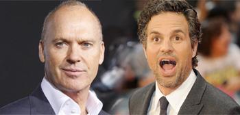 Michael Keaton / Mark Ruffalo