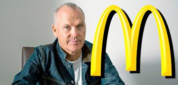 Michael Keaton to Lead McDonald's Empire Drama 'The Founder'