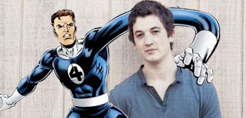 Mr. Fantastic / Miles Teller
