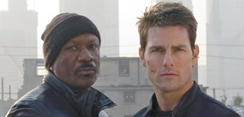 Ving Rhames / Tom Cruise
