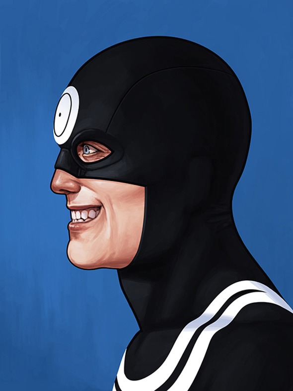 Mike Mitchell x Marvel x Mondo