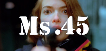 Ms. 45 Re-release Trailer
