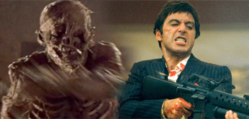 The Mummy / Scarface