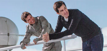 Tom Cruise and Joseph Kosinski