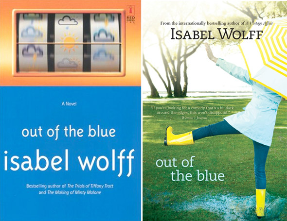 Isabel Wolff's Out of The Blue