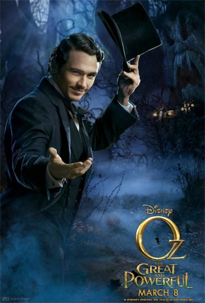 Oz: The Great and Powerful - James Franco