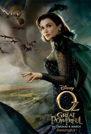 Oz: The Great and Powerful - Rachel Weisz