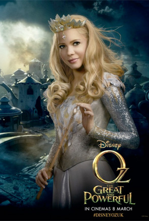 Oz: The Great and Powerful - Michelle Williams