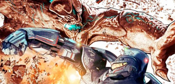 'Pacific Rim' Gets Some Awesome Posters from IMAX and Odd ... Pacific Rim Imax Poster
