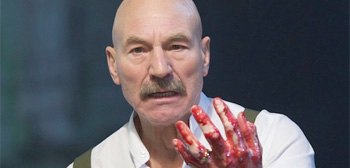 Patrick Stewart to Lead Gang of White Supremacists in 'Green Room'