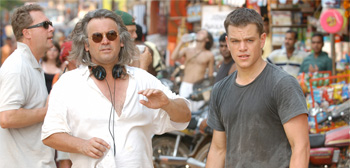Paul Greengrass & Matt Damon