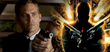 Paul Walker / Hitman