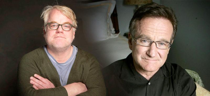 Philip Seymour Hoffman / Robin Williams