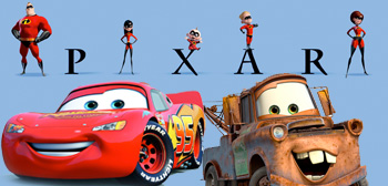 Pixar / The Incredibles / Cars