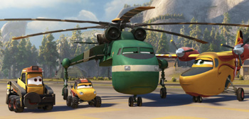 Dane Cook Back as Dusty in Disney's 'Planes: Fire & Rescue ...