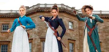 'Pride & Prejudice & Zombies' Lands February 2016 Release Date