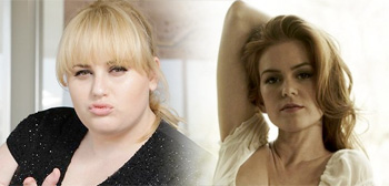Rebel Wilson / Isla Fisher
