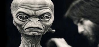 Rick Baker Alien Designs