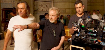 Ridley Scott Addresses Whitewashed Cast of 'Exodus: Gods and Kings'