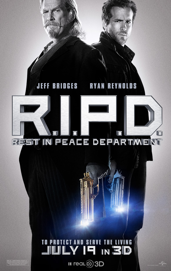 R.I.P.D. - First Poster