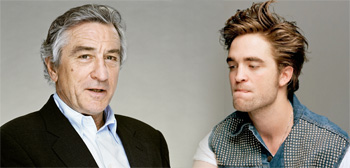 Robert De Niro / Robert Pattinson