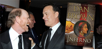 Ron Howard & Tom Hanks / Inferno