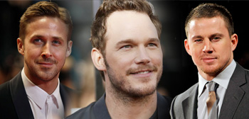 Ryan Gosling / Chris Pratt / Channing Tatum
