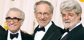 Scorsese, Spielberg, Lucas