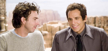 Shawn Levy and Ben Stiller