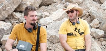 Simon Barrett & Adam Wingard