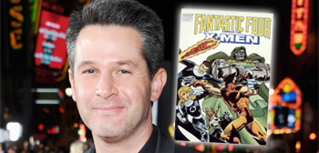 Simon Kinberg / X-Men Meets Fantastic Four