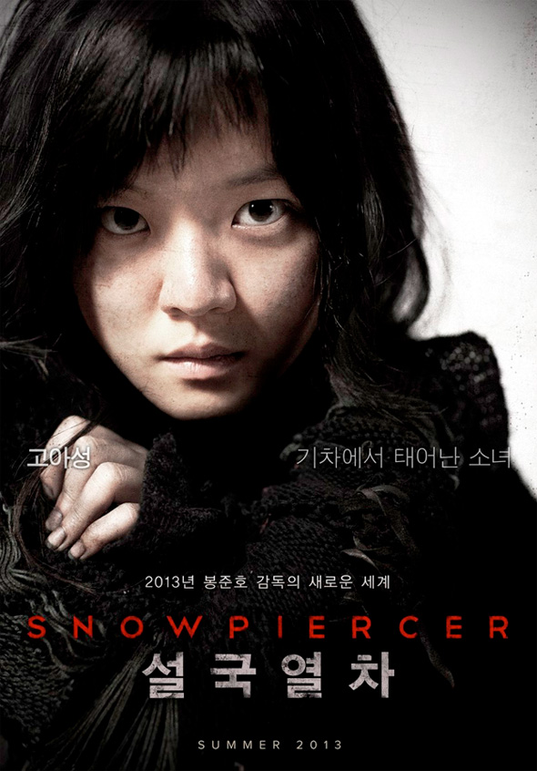 Snowpiercer - Character Posters