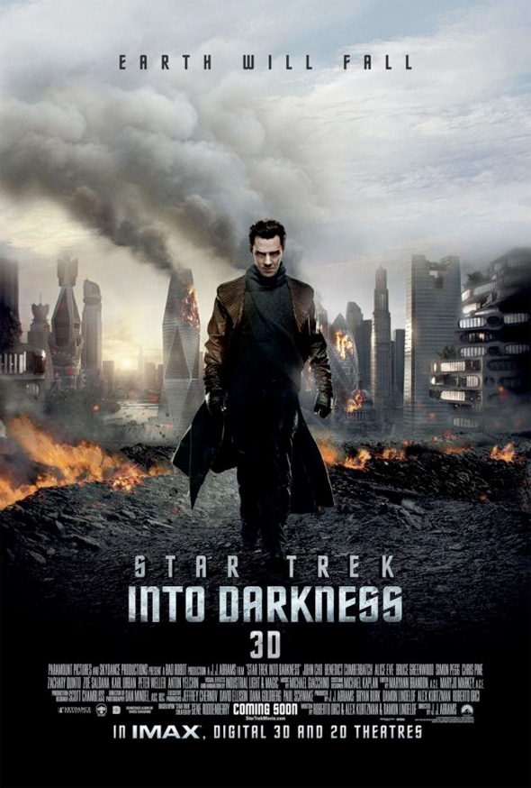 Star Trek Into Darkness - International Poster