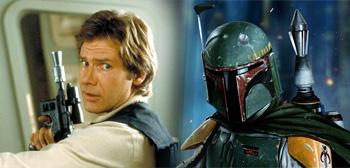Han Solo / Boba Fett
