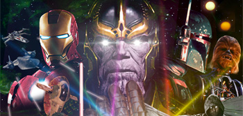 Star Wars: Episode VII - The Infinity Gauntlet