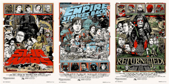Tyler Stout's Star Wars