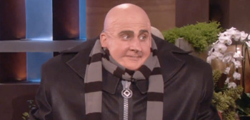Steve Carell as Gru