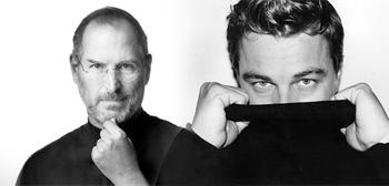 Steven Jobs / Leonardo DiCaprio