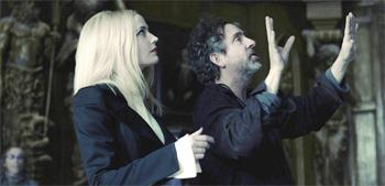Eva Green & Tim Burton