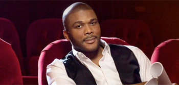 Tyler Perry Didn't Know Who David Fincher Was, Hypes Up 'Gone Girl'