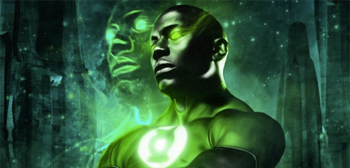 Tyrese Gibson as Green Lanter