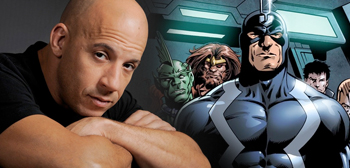Vin Diesel / Inhumans