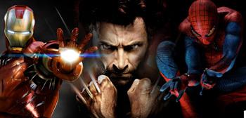 Avengers / Wolverine / Spider-Man