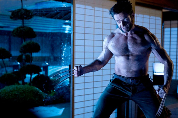 The Wolverine - First Look