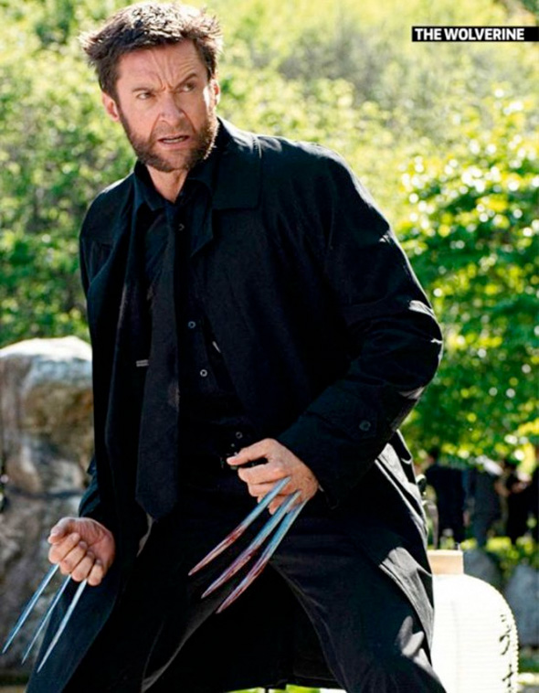 The Wolverine - First Look 2