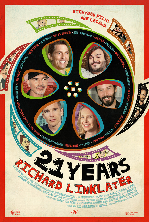 21 Years: Richard Linklater Documentary Poster