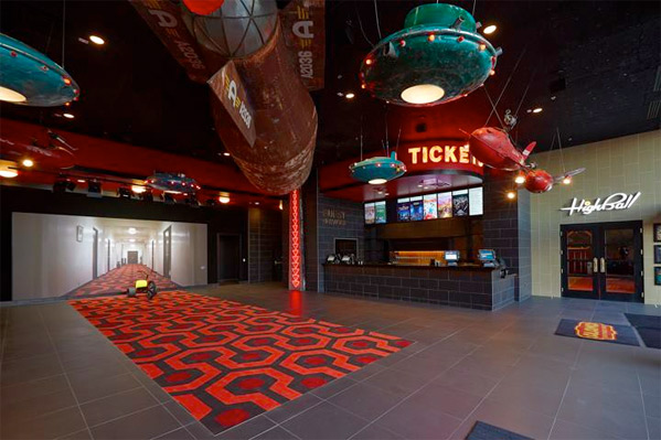 Alamo Drafthouse South Lamar Renovated