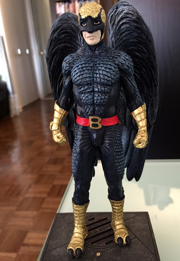 Birdman Action Figure - FirstShowing.net Photo