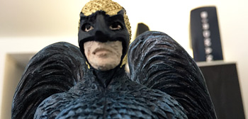 Birdman Action Figure Swag