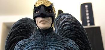 Birdman Action Figure Swag